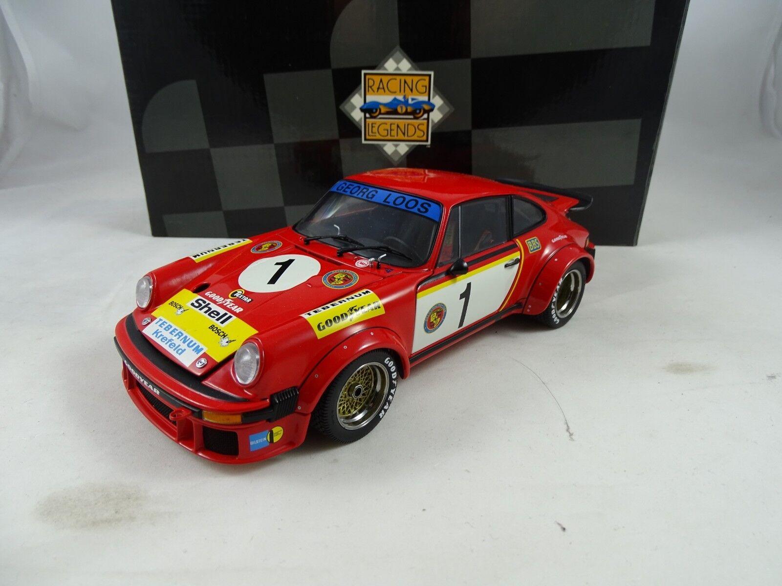 1:18 exoto  19092 1977 PORSCHE 934rsr n82 Le Mans  1 Hezemans-rarità