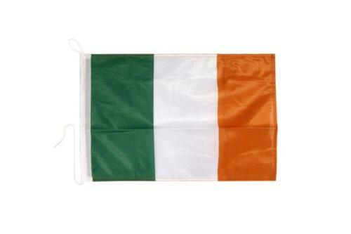 Irland Bootsfahne Bootfahne Fahnen Flaggen fürs Boot 30x40cm