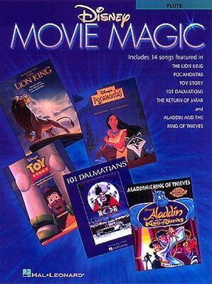 Initiative Disney Movie Magic Flute Instrumental Solos Instrumental Folio New 000841172 Wind & Woodwinds