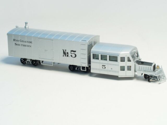 On30 Scale Rio Grande Southern Galloping Goose #5 by Precision Craft 434