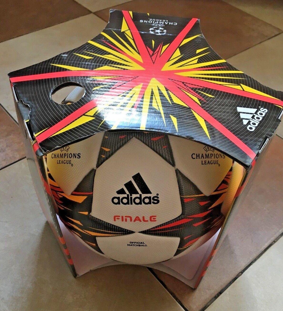 Adidas Matchball Finale 14 14 14 Champions League 2014-2015 OMB F93366. Spielball 96bcb0