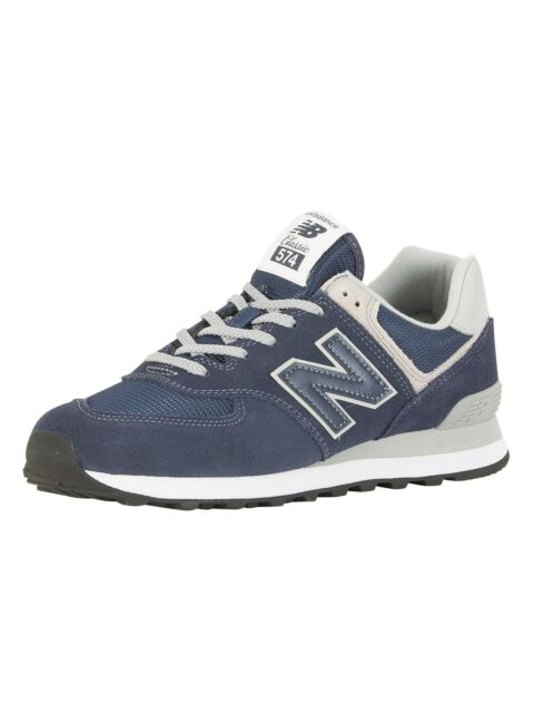 New Balance Men's 574 Trainers, Blue
