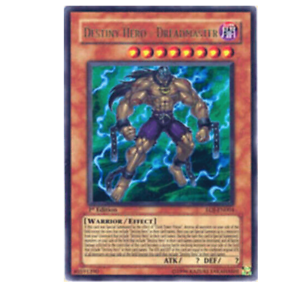 Destiny Hero Dreadmaster EOJ-EN004 ultra rare 1st edition