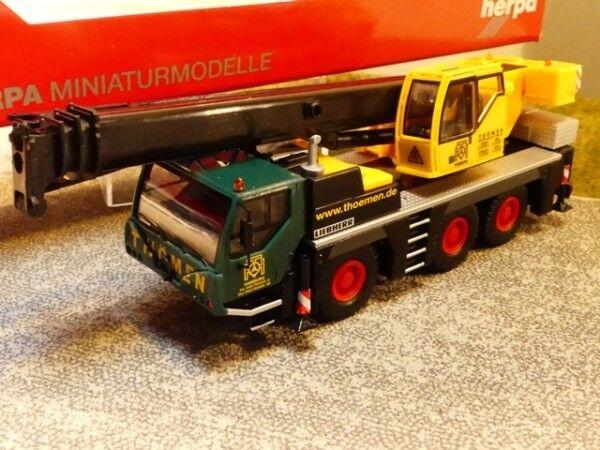 1 87 Herpa Liebherr LTM 1045 1 Mobilkran Thömen 308632