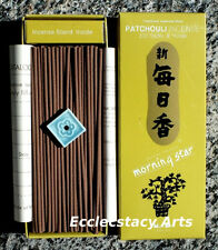 Nippon Kodo Morning Star Patchouli Incense 200 Incense Sticks {:-) NEW