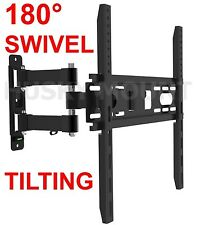 Full Motion TV wall mount Bracket 32 39 40 42 46 47 50 Inch LED LCD Flat Screen