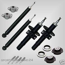 4x Gasdruck Stoßdämpfer Serie 4x Domlager  Audi A2 Typ 8Z VW Polo 5 Typ 9N TOP