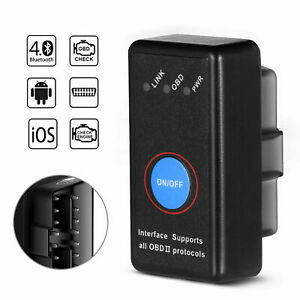 Details about Ford Mondeo Android iOS Phone Bluetooth Car Fault Code Reader  Scanner Tool OBD2