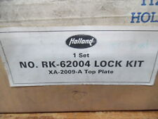 NEW RK-62004 HOLLAND 5TH WHEEL LOCK KIT SINGLE PIN KENWORTH  PETE MACK NAVISTAR