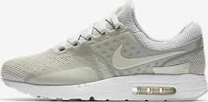 9dba8fc8ef NIKE AIR MAX ZERO BR BREATHE 903892 002 PALE GREY (LINEN/KHAKI ...