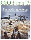 GEOthema Planet der Abenteuer (2014, Gebundene Ausgabe)