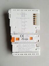 Nuevo en Caja Beckhoff EL9400//EL9400