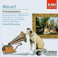 Konzerte Für 2 & 3 Klaviere von Menuhin, Hephzibah | CD | Zustand sehr gut