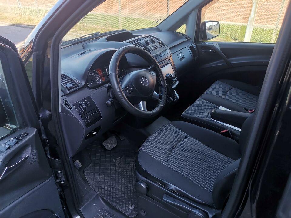 Mercedes Vito 116, 2,2 CDi Kombi XL aut., Diesel