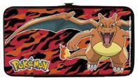 Pokemon Charizard Licensed Hinge Wallet