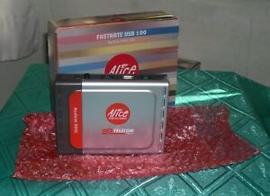 MODEM ALICE FASTRATE USB 100 WINDOWS 8 DRIVER DOWNLOAD