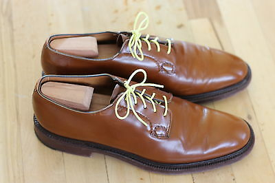 Church's of England 'Shannon' Sandalwood Oxford Shoes UK 11 MSRP $710 Tricker's