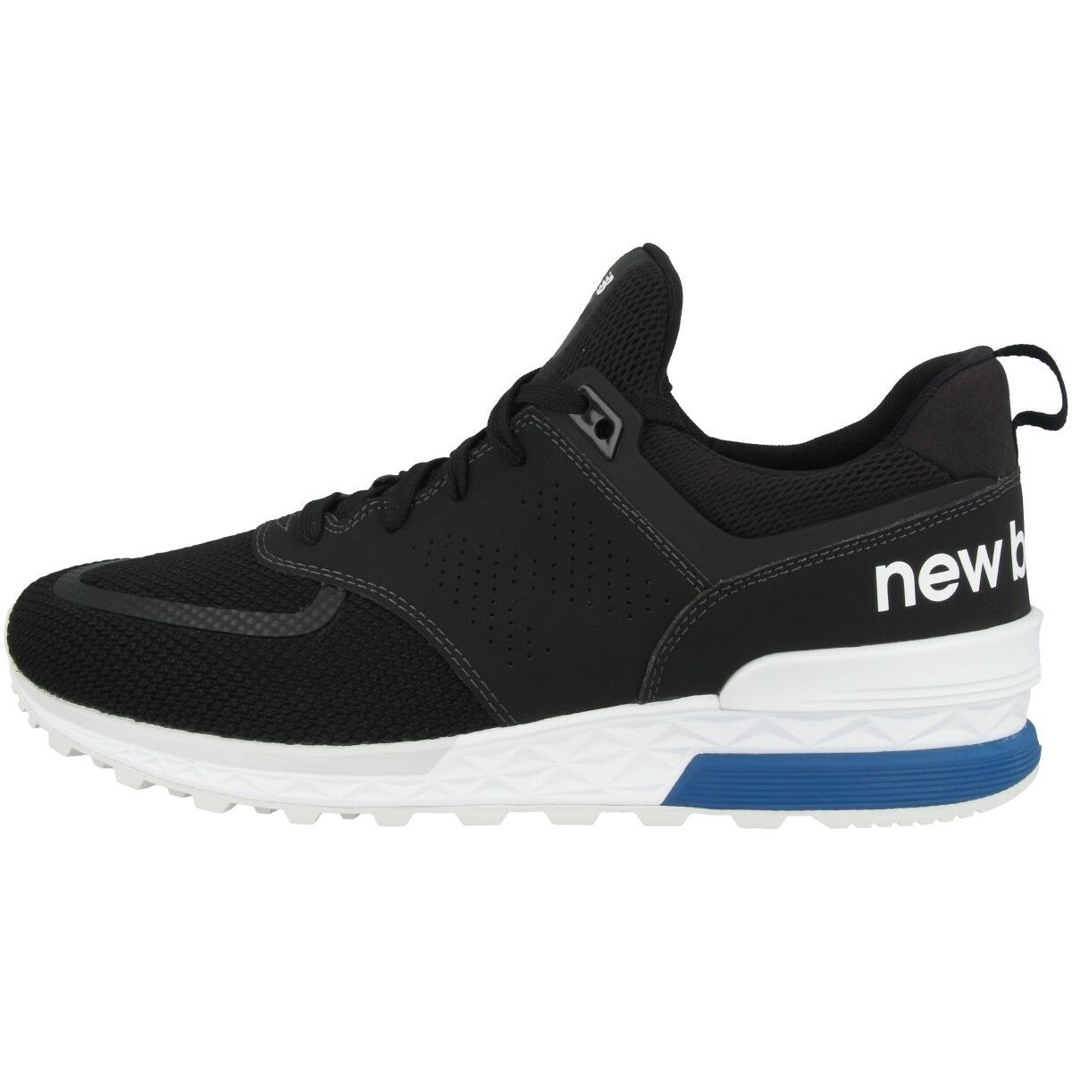 New Balance Ms 574 Pcb shoes Sport men Retrò Sneakers Casual Black MS574PCB