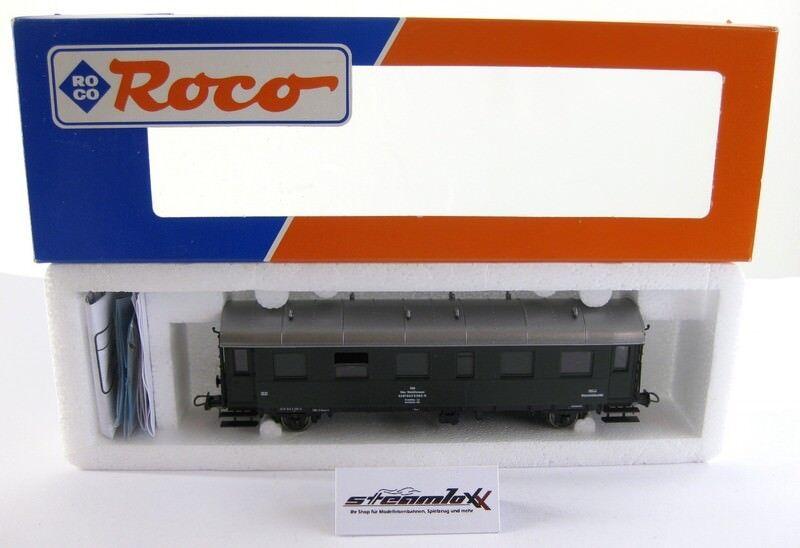 Roco 45058 H0  Wohn- und Werkstättenwagen der ÖBB mit OVP X00001-18258  | Vorzugspreis