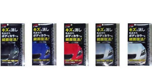 Soft99-Color-Evolution-Car-Wax-Scratch-Damage-Restoration-Care-Kit-Japan-100ml