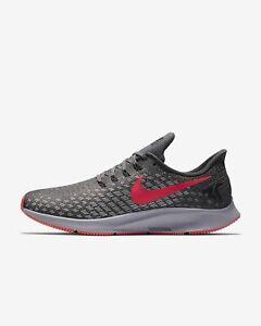Nike-Men-039-s-Air-Zoom-Pegasus-35-Running-Shoe-Thunder-Grey-Bright-Crimson-Phantom