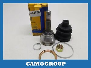 Coupling Drive Shaft Homocinetic Joint Joint Set Metelli For OPEL Corsa Astra
