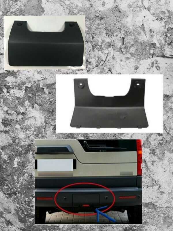 New Land Rover Discovery 4 tow covers