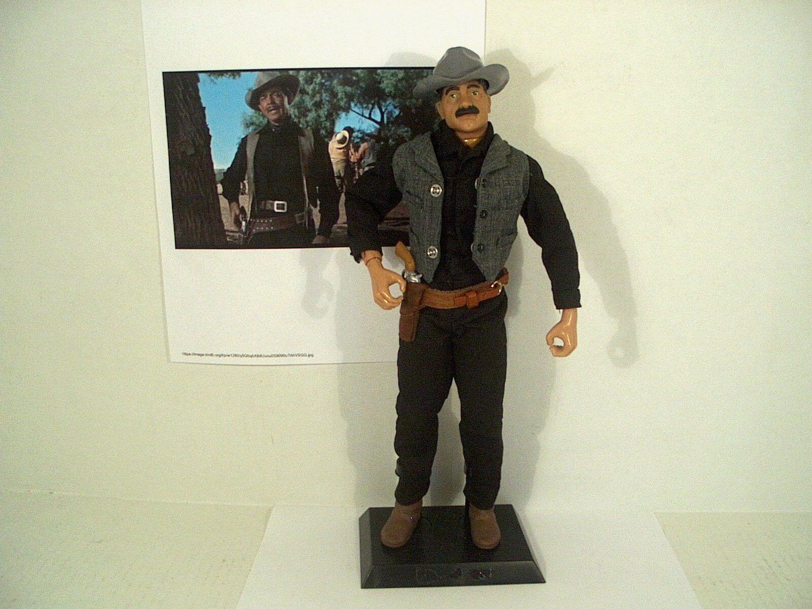The Tall Men Clark Gable Ben Allison movie Old West 1 6 12  figure
