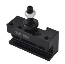 New 1pcs Oxa 2 Quick Change Boringturning Tool Holder 250 002 For Lathe Us