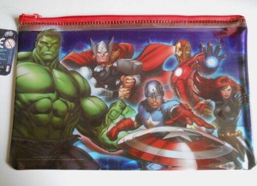 Princess Doc McStuffins Nemo Dory Avengers Spiderman Pencil Cases