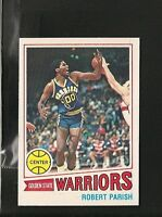 4074* 1977-78 Topps # 111 Robert Parish RC NM-MT