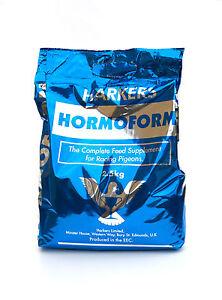 Harkers Hormoform Supplement for Pigeons Poultry 2.5 kg