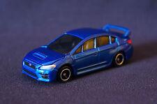 TOMICA ~No.112 SUBARU WRX STI Type S (Blue) ~ 1/62