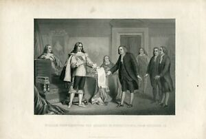 William-Penn-Receiving-The-Charter-Of-Pennsylvania-From-Charles-II