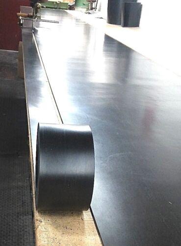 "Neoprene Sheet Rubber Strip 1//8/""Thk x 4/"" W x 15 Ft L  70 Duro Firm Flex"