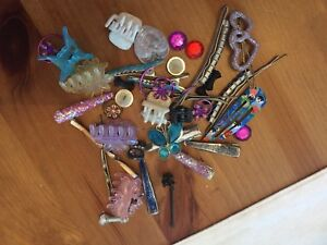 Sparkly Hair Clip Selection Job Lot - Kent, Kent, United Kingdom - Sparkly Hair Clip Selection Job Lot - Kent, Kent, United Kingdom