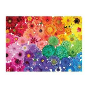 Puzzle-Adulto-Flor-1000-piezas-Jigsaw-descompresion-decror-Juego-Juguete-Casa-T0K8
