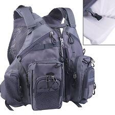 Maxcatch Fly Fihsing Vest Adjustable Mutil-Pocket Packs & Floatation Cushion