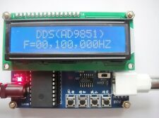 Professional AD9851 50MHZ Function Signal Generator DDS Source SCM + DDS Module