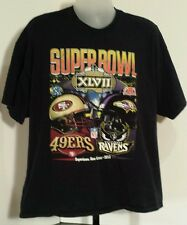 "Super Bowl XLVII February 3, 2013 ""The Harbowl"" Tshirt Adult Size 2XL"