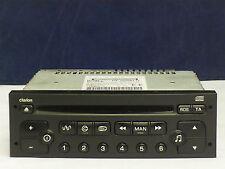 PEUGEOT 206 307 807 PARTNER RD3 CLARION RADIO PLAYER FREE VIN CODING WARRANTY