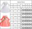 thumbnail 8 - Princess-Kids-Girls-Party-Formal-Dress-Bridesmaid-Wedding-Ball-Gown-Tutu-Dresses