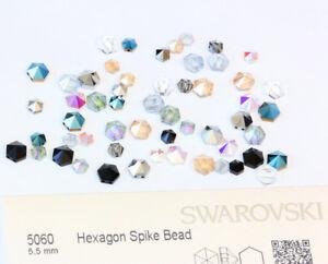 100% Original Kristall Von Swarovski 6480 Spike Anhänger Made In Österreich Lose Perlen Strass Für Diy Schmuck Machen Perlen & Schmuck Machen 1 Stück