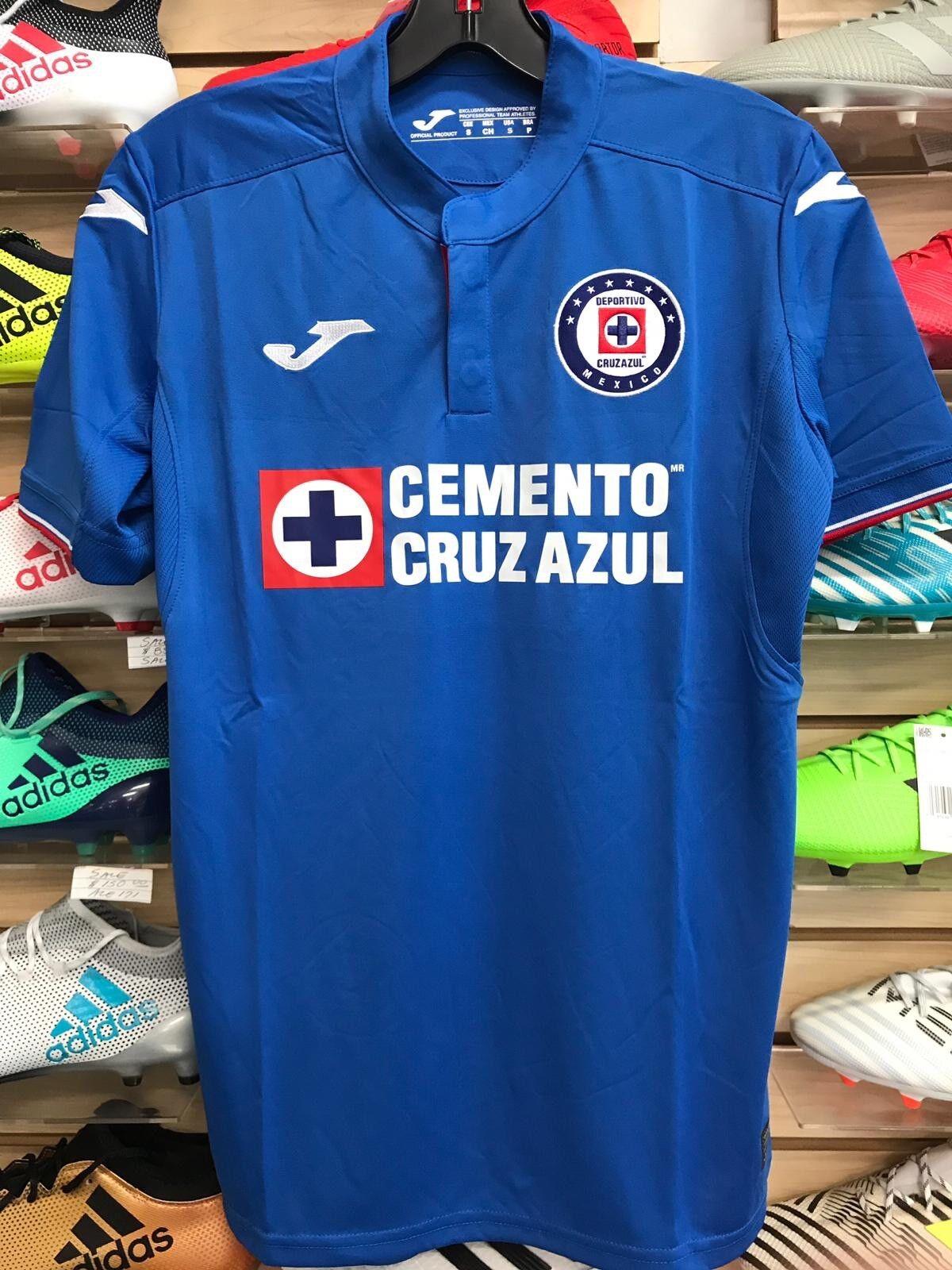 Cruz blu 2019 Joma Soccer Jerseycamisa Del Cruz blu Original Joma Diuominiione S