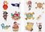 Childrens-tatuajes-temporales-Fiesta-Loot-Bolsa-Relleno-Diversion-Juguetes-Ninos-Ninas-Ninos miniatura 8