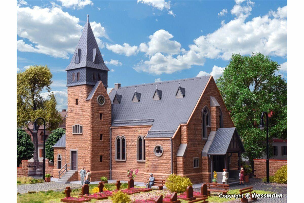 shopping online e negozio di moda KIBRI 39766 HO 1 87 Eglise - Church Church Church with wtutti in the Westerwald  a buon mercato