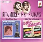 Rita  Moreno Sings & Showtime On Broadway von Edie Moreno Rita & Adams (2014)