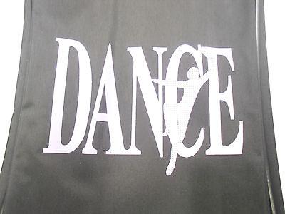 Para Niños Niñas Adultos Danza Ballet Tap Jazz Moderno Zapatillero Plain Negro Rosa