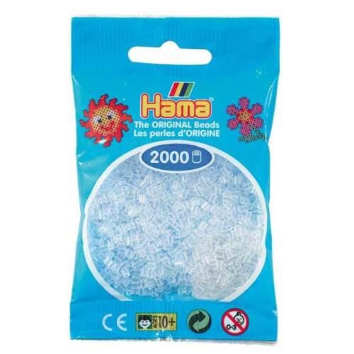 ALLE FARBEN Ø 2,5 mm Perlen Steckperlen Beads Hama 2000 Mini Bügelperlen 501