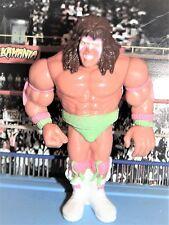 "WWF HASBRO SERIES #WRESTLING FIGURE ~ "" THE ULTIMATE WARRIOR #1"""